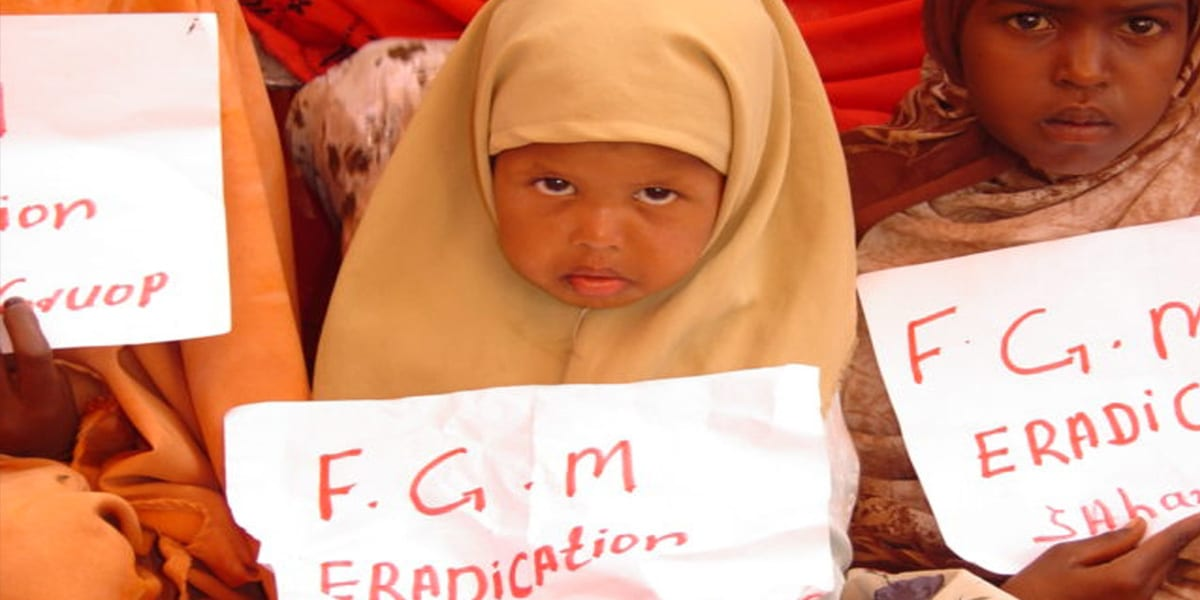 stand against female genital mutilation