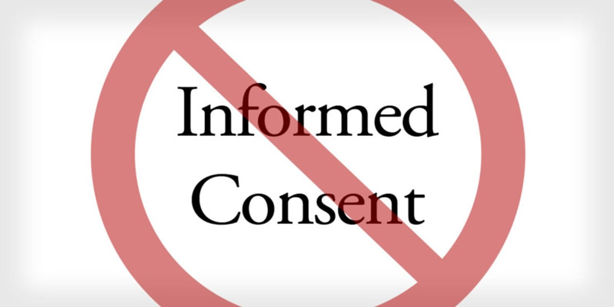 what is informed sexual consent