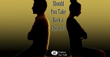should you take back a cheater