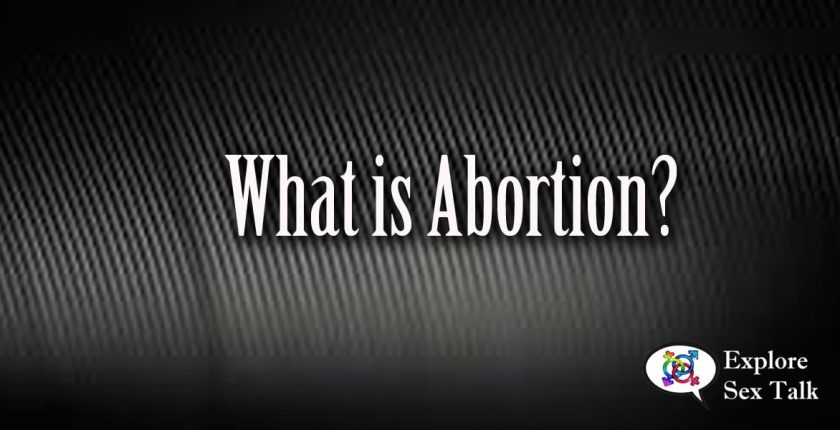 what is abortion?