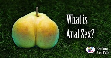 what is anal sex