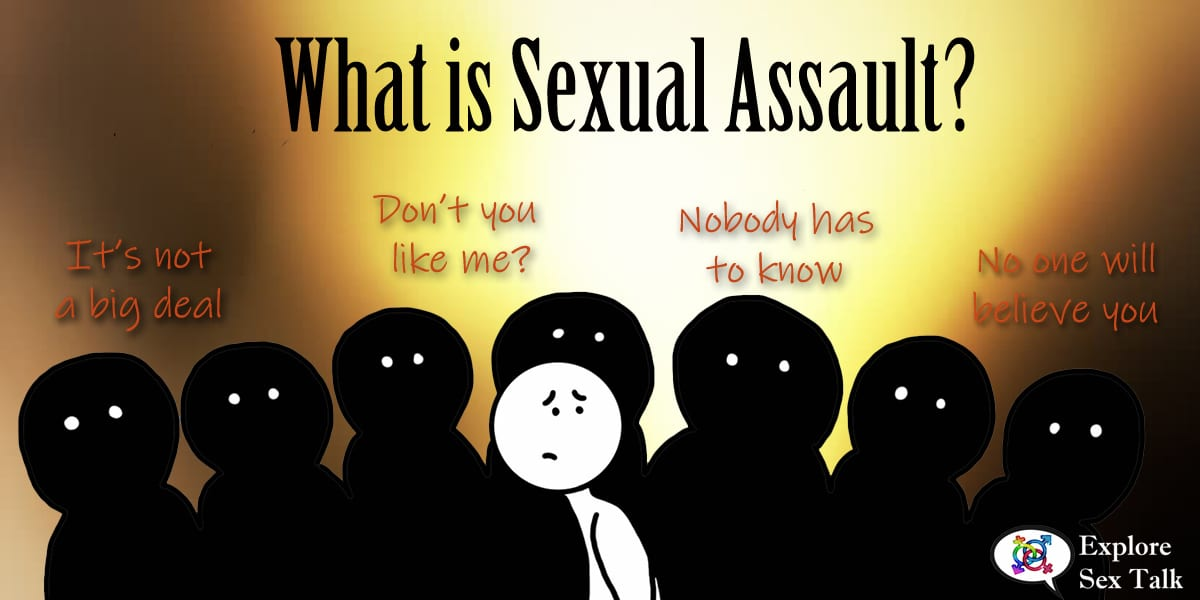 what is sexual assault