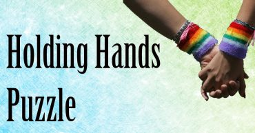 holding hands puzzle