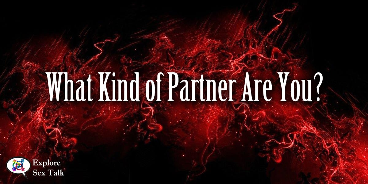 what kind of partner are you