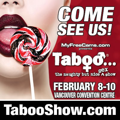 Vancouver Taboo Naughty but Nice Show 2019