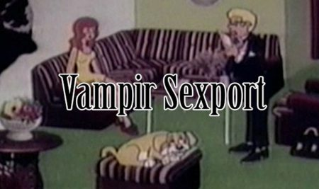 Vampir Sexport Cartoon