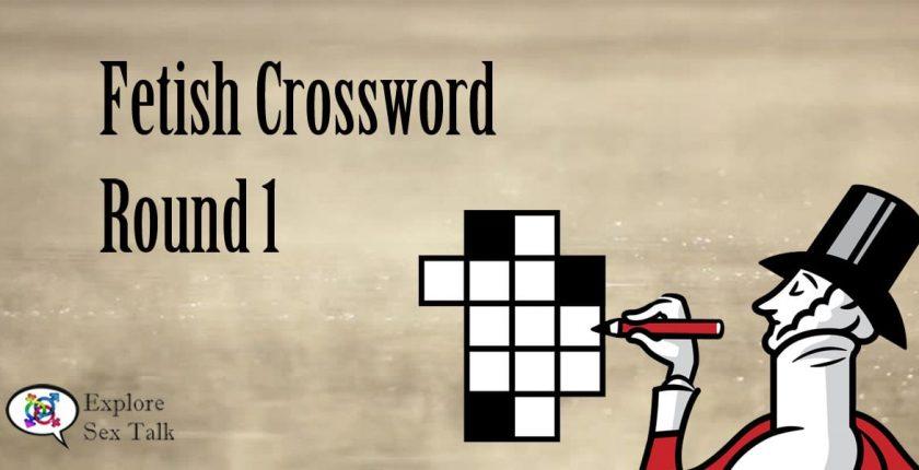 fetish crossword