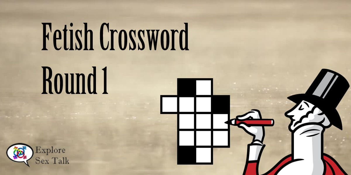 fetish crossword