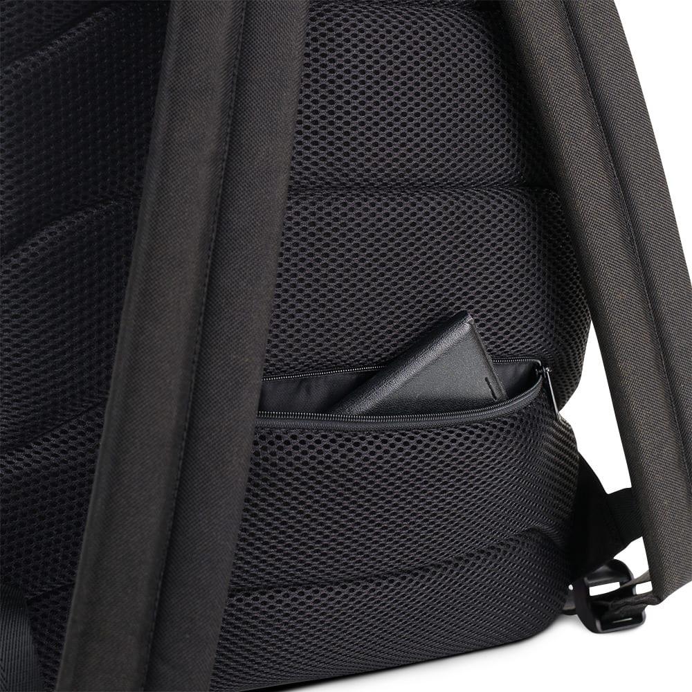 Love is Love Black Backpack