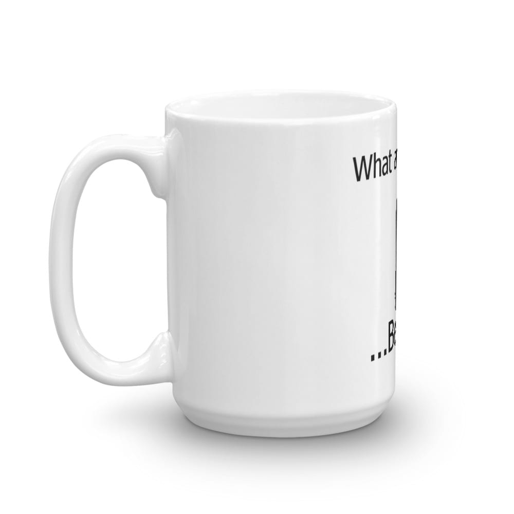 what are you into whip mug side