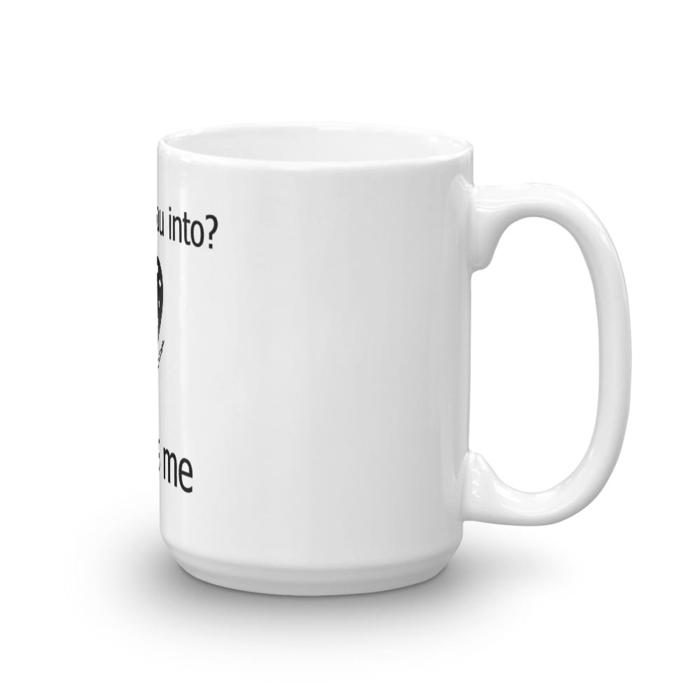 what are you into paddle mug side