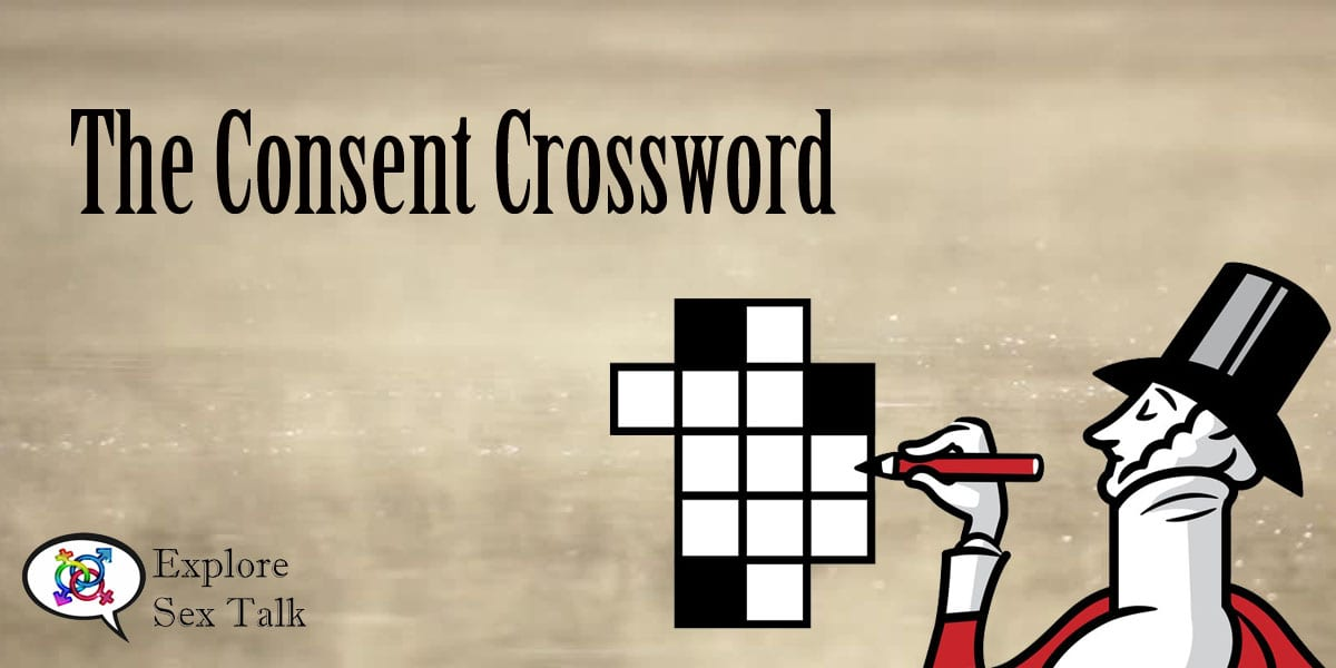 consent crossword by explore sex talk