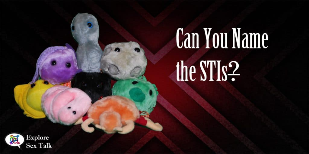 can you match all the sti plushies to their name?