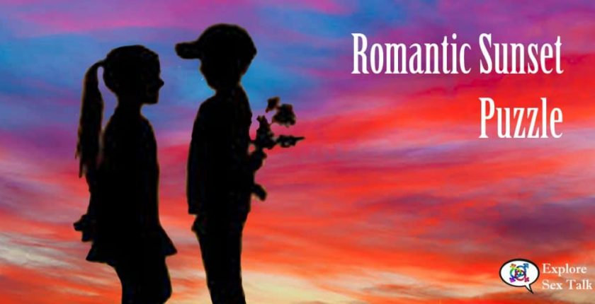 young romance puzzle