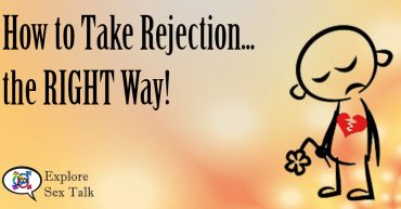 how to take rejection the right way with grace