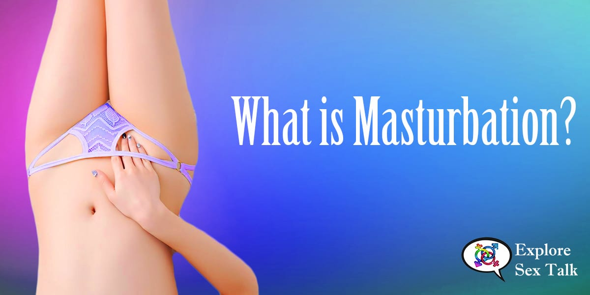 what is masturbation