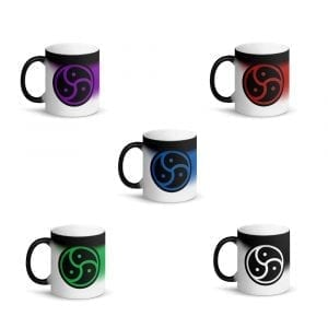 BDSM Magic mug collection