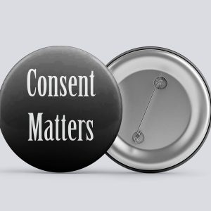 black consent matters buttons