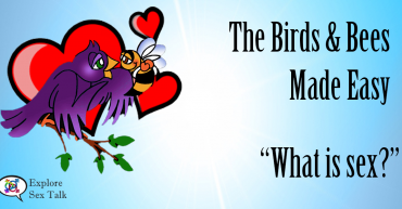 birds and bees made easy answers what is sex