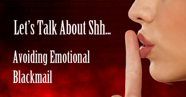 avoiding emotional blackmail