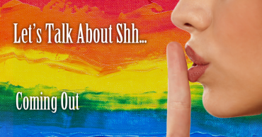 Let's Talk About Shh.. coming out