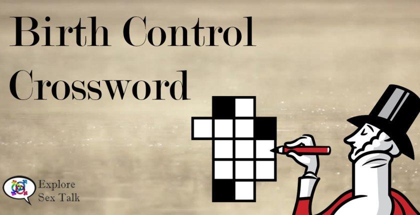 birth control crossword