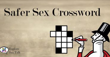 safer sex crossword game
