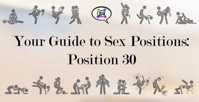 Explore Sex Talk guide to sex position 30