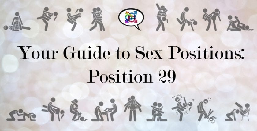 Explore Sex Talk's guide to sex position 29